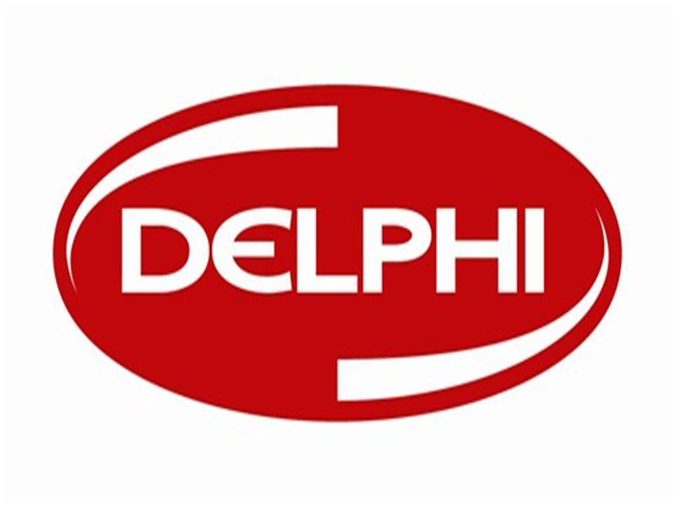 ЭБУ Delphi